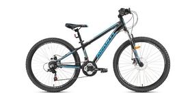 """Велосипед горный Avanti Dakar-Alu 26"""" черно-голубой - 15''"""
