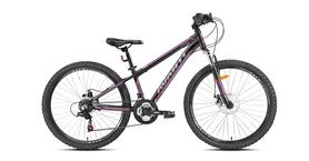 """Велосипед горный Avanti Dakar-Alu 26"""" 2016 черно-фиолетовый рама - 15''"""