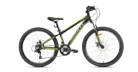 """Велосипед горный Avanti Dakar-Alu 26"""" 2016 черно-желтый - 17''"""