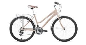 """Велосипед городской женский Avanti Omega-Alu 26"""" фиолетовый рама - 17"""""""