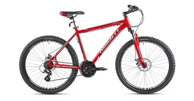 "Велосипед горный Avanti Smart 26"" 2016 красно-серый рама - 21"""