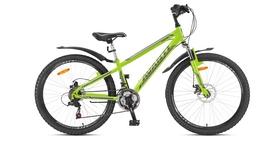 """Велосипед горный Avanti Dakar 26"""" 2016 зелено-серый рама - 15"""""""