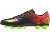 Бутсы футбольные Adidas Messi 15.4 FxG черные - фото 1