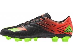 Бутсы футбольные Adidas Messi 15.4 FxG черные