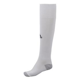 Фото 2 к товару Гетры футбольные Adidas Milano 16 Sock белые
