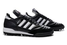 Фото 2 к товару Футзалки Adidas Mundial Team черные