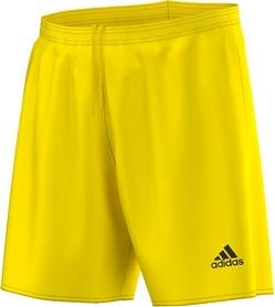 Фото 1 к товару  Шорты футбольные Adidas Parma 16 SHO желтые
