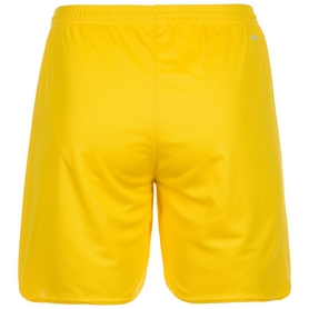 Фото 3 к товару  Шорты футбольные Adidas Parma 16 SHO желтые