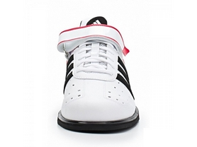 Фото 2 к товару Штангетки Adidas Power Perfect II белые