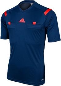 Фото 1 к товару  Футболка арбитра Adidas REF 14 JSY синяя