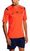 Футболка арбитра Adidas REF 14 JSY оранжевая - фото 2