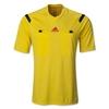 Футболка арбитра Adidas REF 14 JSY желтая - фото 1