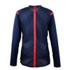 Футболка арбитра с длинным рукавом Adidas REF 14 JSY LS синяя - фото 2