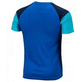 Фото 2 к товару  Футболка Adidas CON16 TEE синяя