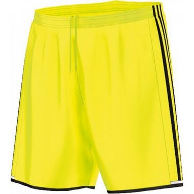 Шорты футбольные Adidas CONDI 16 SHO желтые