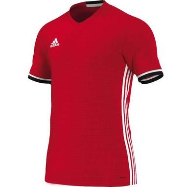 Футболка футбольная Adidas Condivo 16 JSY красная