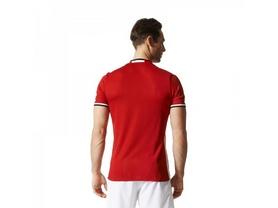 Фото 2 к товару Футболка футбольная Adidas Condivo 16 JSY красная