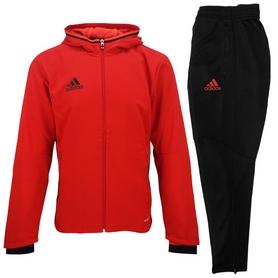 Фото 2 к товару Костюм спортивный Adidas Condivo 16 Pes Suit красный