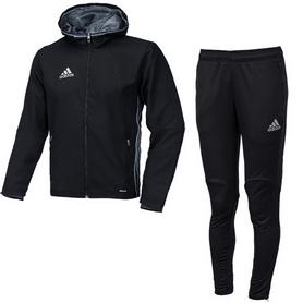 Фото 2 к товару Костюм спортивный Adidas Condivo 16 Pes Suit черный