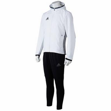 Костюм спортивный Adidas Condivo 16 Pes Suit белый