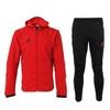 Костюм спортивный детский Adidas Condivo 16 Pre Suity красный - фото 2