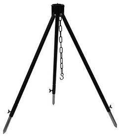 Тренога телескопическая с регулируемой цепью 1,15 м (Украина)