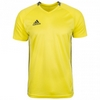 Футболка футбольная Adidas Condivo 16 TRG JSY желтая - фото 1