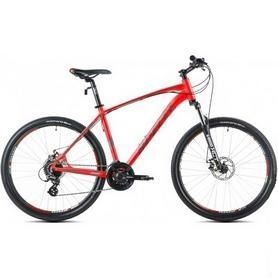 Фото 1 к товару Велосипед горный Spelli SX-3700 29ER 2016 красный матовый - 21