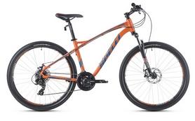 Фото 1 к товару Велосипед горный Spelli SX-3200 29ER 2016 оранжевый матовый - 17