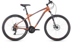 """Велосипед горный Spelli SX-3200 29ER 2016 оранжевый матовый - 19"""""""