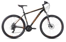 """Велосипед горный Spelli SX-3200 29ER 2016 черно-оранжевый матовый - 17"""""""