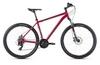 Велосипед горный Spelli SX-2500 29ER 2016 красно-серебристый матовый - 17
