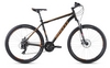 Велосипед горный Spelli SX-2500 29ER 2016 черно-оранжевый матовый - 21