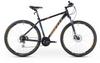 Велосипед горный Spelli SX-5500 29ER 2016 черно-оранжевый матовый - 19