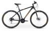Велосипед горный Spelli SX-5500 29ER 2016 черно-оранжевый матовый - 21