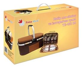 Фото 5 к товару Набор для пикника на 4 персоны 432 BS 32 л Украина
