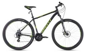 Фото 1 к товару Велосипед горный Spelli SX-3500 29ER 2016 черно-зеленый - 21