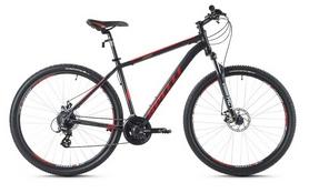 Фото 1 к товару Велосипед горный Spelli SX-3500 29ER 2016 черно-красный матовый - 21