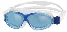 Фото 1 к товару Очки для плавания со стандартным покрытием Head Monster Junior прозрачно-синие