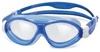 Очки для плавания со стандартным покрытием Head Monster Junior+ сине-белые - фото 1