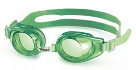 Очки для плавания Head Star зеленые