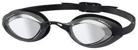 Очки для плавания со стандартным покрытием Head Stealth LSR серые