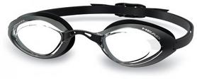 Очки для плавания со стандартным покрытием Head Stealth LSR черные