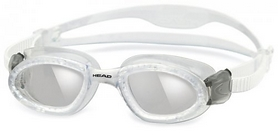Фото 1 к товару Очки для плавания со стандартным покрытием Head SuperFlex+ прозрачно-дымчатые