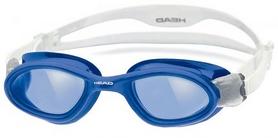 Очки для плавания со стандартным покрытием Head SuperFlex+ синие