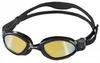 Очки для плавания с зеркальным покрытием Head SuperFlex Mid черно-дымчатые - фото 1
