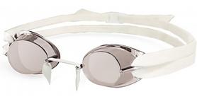 Очки для плавания Head Swedish TPR+ дымчатые