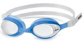 Очки для плавания Head Swedish TPR+ синие