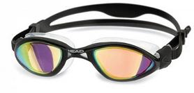 Очки для плавания с зеркальным покрытием Head Tiger LSR+ дымчатые