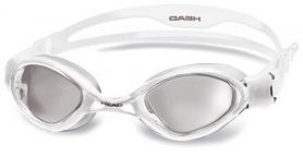 Очки для плавания со стандартным покрытием Head Tiger LSR+ белые